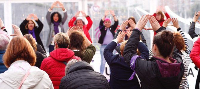 Comunicado de condena de Podemos Euskadi de la agresión sexual grupal sucedida en Bilbao