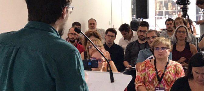Podemos Euskadi afronta el nuevo curso político con la vocación de defender la agenda ciudadana desde una oposición útil y constructiva