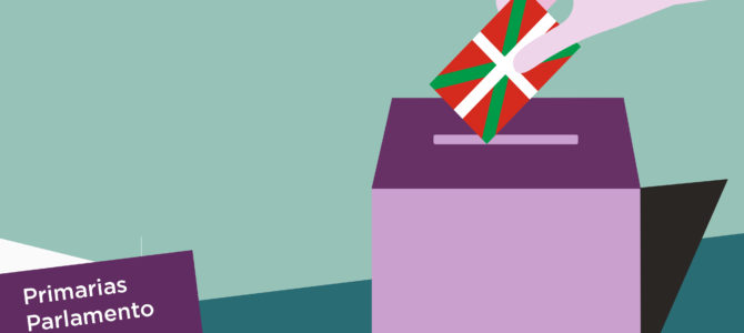 Primarias al Parlamento Vasco 2020