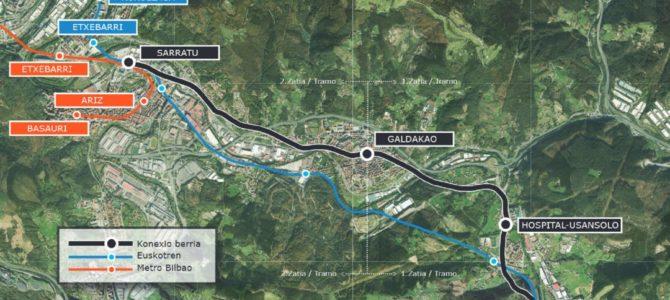 Elkarrekin Podemos  exige la construcción de la línea 5 de metro
